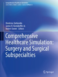 Cover Comprehensive Healthcare Simulation: Surgery and Surgical Subspecialties