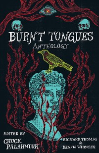 Cover Burnt Tongues Anthology