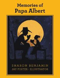 Cover Memories of Papa Albert