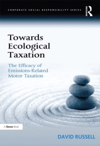 Cover Towards Ecological Taxation