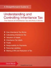 Cover Understanding and Controlling Inheritance Tax