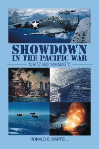 Cover Showdown in the Pacific War