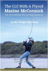 Cover Girl with a Fly Rod
