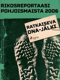 Cover Ratkaiseva DNA-jälki