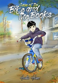 Cover Ratio Holmes and the Case of the Bike and the Books