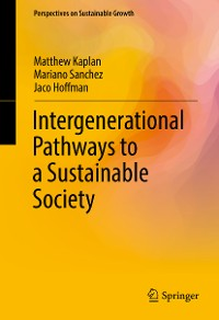 Cover Intergenerational Pathways to a Sustainable Society
