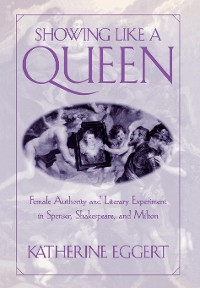 Cover Showing Like a Queen