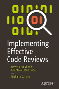 Cover Implementing Effective Code Reviews