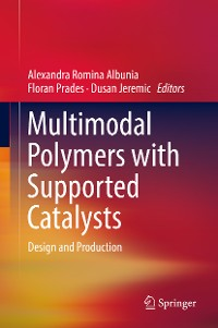 Cover Multimodal Polymers with Supported Catalysts
