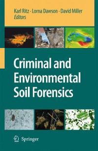 Cover Criminal and Environmental Soil Forensics