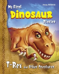 Cover My First Dinosaur Stories