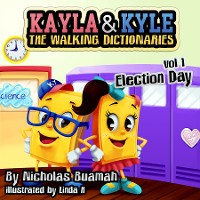 Cover Kayla & Kyle The Walking Dictionaries