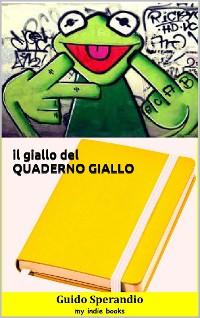 Cover Il Giallo del Quaderno Giallo