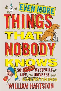 Cover Even More Things That Nobody Knows