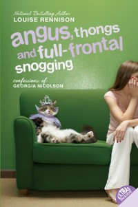 Cover Angus, Thongs and Full-Frontal Snogging