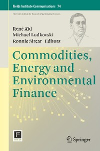 Cover Commodities, Energy and Environmental Finance
