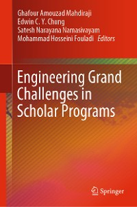 Cover Engineering Grand Challenges in Scholar Programs