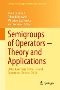 Cover Semigroups of Operators – Theory and Applications