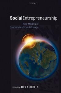 Cover Social Entrepreneurship