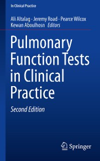 Cover Pulmonary Function Tests in Clinical Practice