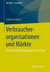 Cover Verbraucherorganisationen und Märkte
