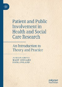 Cover Patient and Public Involvement in Health and Social Care Research
