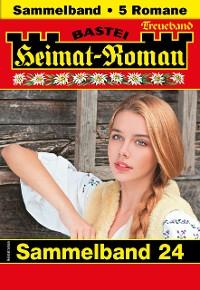 Cover Heimat-Roman Treueband 24 - Sammelband
