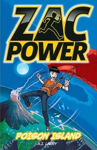 Cover Zac Power Poison Island