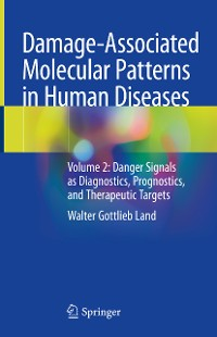 Cover Damage-Associated Molecular Patterns  in Human Diseases