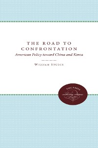 Cover The Road to Confrontation