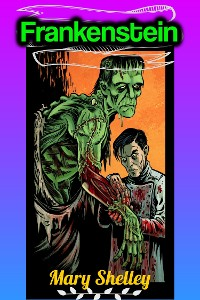 Cover Frankenstein - Mary Shelley