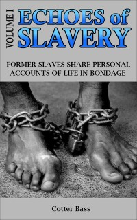 Cover ECHOES of SLAVERY