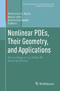 Cover Nonlinear PDEs, Their Geometry, and Applications