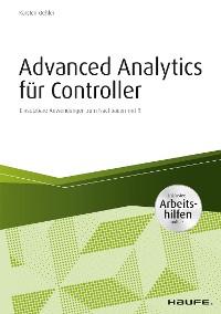 Cover Advanced Analytics für Controller - inkl. Arbeitshilfen online