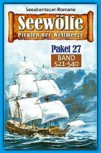 Cover Seewölfe Paket 27
