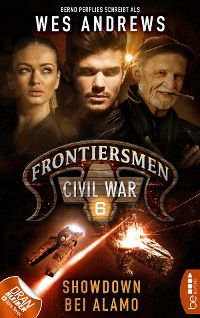 Cover Frontiersmen: Civil War 6