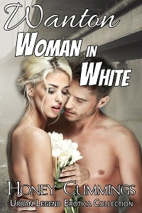 Cover Wanton Woman in White