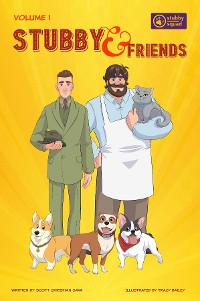 Cover Stubby & Friends