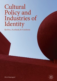 Cover Cultural Policy and Industries of Identity
