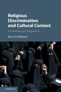 Cover Religious Discrimination and Cultural Context