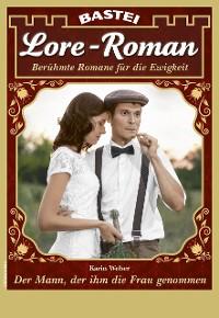 Cover Lore-Roman 89 - Liebesroman