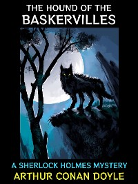 Cover The Hound of the Baskervilles.