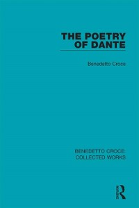 Cover Poetry of Dante