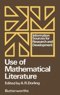 Cover Use of Mathematical Literature