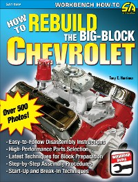 Cover How to Rebuild the Big-Block Chevrolet