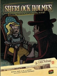 Cover Sherlock Holmes and the Adventure at the Abbey Grange
