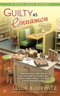 Cover Guilty as Cinnamon