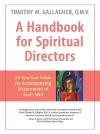 Cover A Handbook for Spiritual Directors