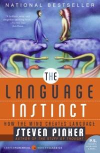 Cover Language Instinct