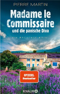 Cover Madame le Commissaire und die panische Diva